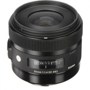 Sigma 30mm/1.4 Canon