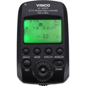 Visico VC-818TX-C E-TTL