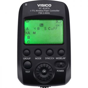 Visico VC-818TX-N i-TTL