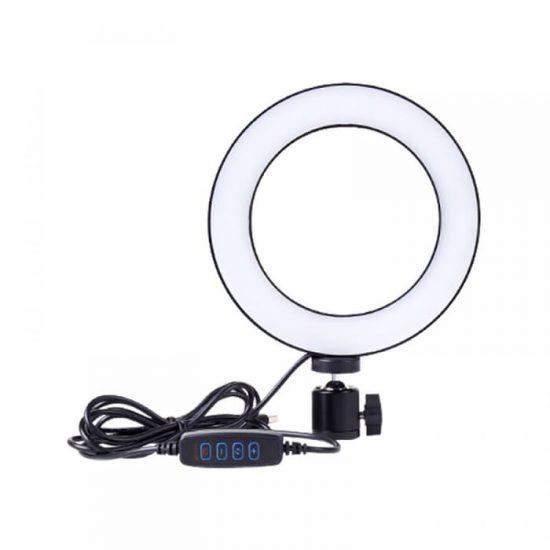 Кольцевая лампа 16см