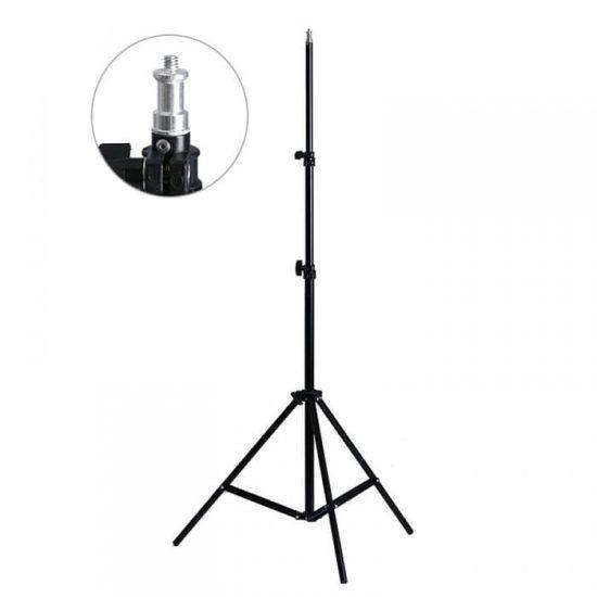 Лампа 30см штатив 160см