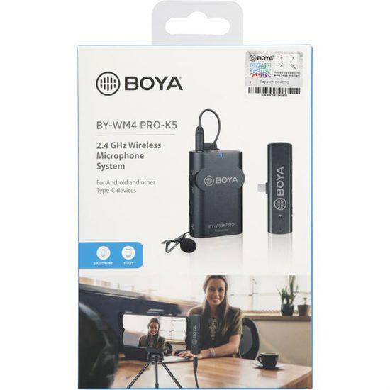 Boya BY-WM4 Pro-K5