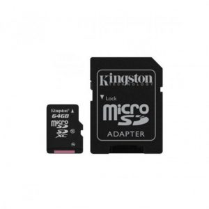 Kingston 64Gb microSDXC
