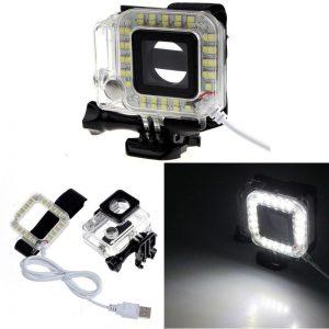 LED подсветка для экшн-камер