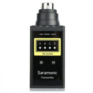 Saramonic SR-XLR4C