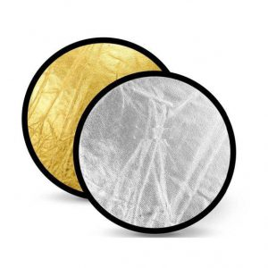 Visico RD-020 2 в 1 gold/silver (80см)