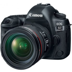 Canon EOS 5D Mark IV kit (24-70mm f/4)