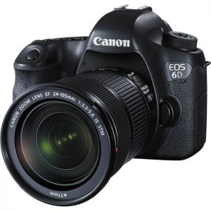 Canon EOS 6D kit (24-105 mm) IS STM