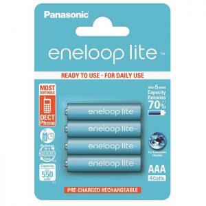 Eneloop Lite AAA 550 4BP