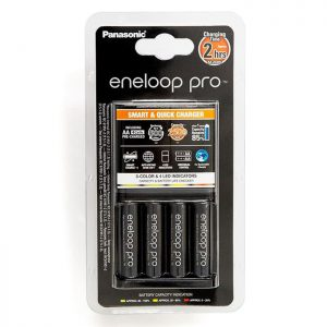 Smart-Quick Charger+Eneloop Pro