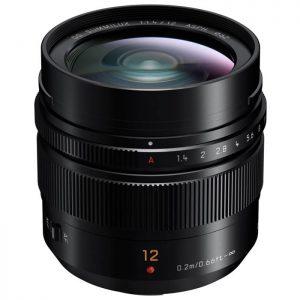 Panasonic Lens F1.4 ASPH