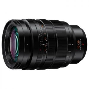 Panasonic 10-25mm f/1.7