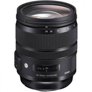 Sigma 24-70mm/2,8 Canon